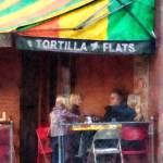 """Tortilla Flats Greenwich Village"" by susansartgallery"