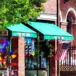 """Toy Shop Bristol RI"" by susansartgallery"