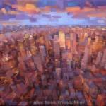 """""""NY-NY"""" by AlexHookKrioutchkov"""
