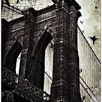 Brooklyn bridge Art Prints & Posters by Jesus Ruiz