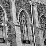 """Holy Cross Abbey Study 3"" by robertmeyerslussier"