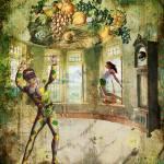 """""""Harlequin"""" by Van-Renselar"""