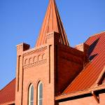 """First United Methodist Church"" by robertmeyerslussier"