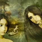 """Water Horse Duet"" by Van-Renselar"