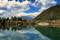 Black Dragon Pool Park, Lijiang