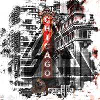 Chicago | Geometric Mix No. 2