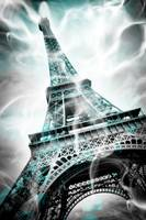 Digital-Art EIFFEL TOWER PARIS