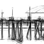 """""""Redondo Pier, Redondo Beach, California"""" by canvass22"""