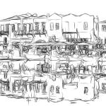 """Rethymnon, Crete, Greece"" by canvass22"