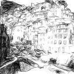 """""""Riomaggiore, Italy"""" by canvass22"""