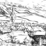 """Rodern, Haut-Rhin, Alsace, France"" by canvass22"