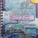 """Psalm 46, A Prayer"" by createdcreating"