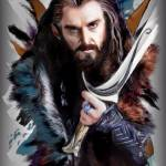 """Thorin /Richard Armitage/"" by MelanieD"