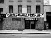 New York City Storefront BW4