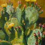 """Prickly Pear Cactus_hires"" by kevinmccain"