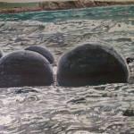 """""""moreiki boulder life"""" by Dennisartist"""