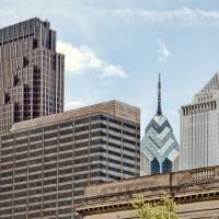 Philadelphia Skyline Art Prints & Posters by Paul Coco