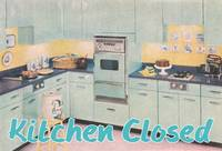 Mid Century Kitchen Closed
