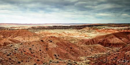 Arizona's Painted Desert
