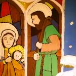 """Holy Family by George Wood"" by KsWorldArt"
