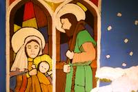 Holy Family by George Wood