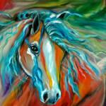"""Wild Stallion"" by jennylee"
