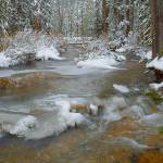 """""""Slope By Slope Flowing Into Winter"""" by artsandi"""