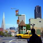 """San Francisco Powell Street 2007"" by Ffooter"