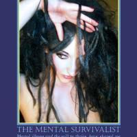 The Mental Survivalist Art Prints & Posters by Jaeda DeWalt