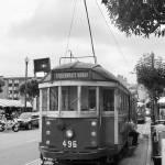 """San Francisco Trolley Car"" by Ffooter"