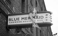 San Francisco Blue Mermaid