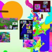 9-12-2015G Art Prints & Posters by Walter Paul Bebirian