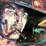 """Henry Fonda Frank Spaghetti Western"" by GinetteCallaway"