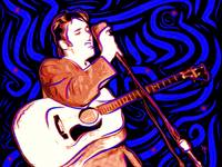 Elvis Presley - Magic - Pop Art