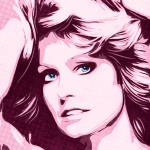 """Farrah Fawcett - Classic - Pop Art"" by wcsmack"