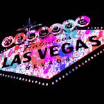 """Las Vegas Sign - Pop Art"" by wcsmack"