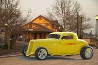1934 Ford Coupe II
