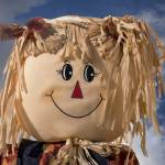 """Rag Doll Scarecrow Portrait"" by WilshireImages"