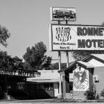 """Romney Motel Route 66"" by photocatphoto"