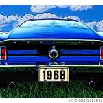 """1968 Ford Mustang Fastback"" by Automotography"