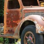 """Rusted Truck Cab"" by rhamm"