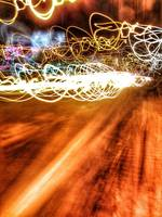 ABSTRACT LIGHT STREAKS #23, of 8 SEPTEMBER 2015_IM