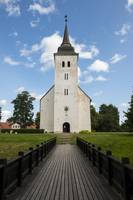 St. John's Church in Viljandi, Estonia