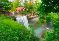DeCew Falls #1 by Marcus Panek