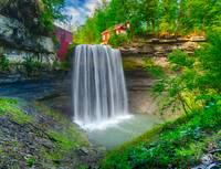 DeCew Falls #2 by Marcus Panek