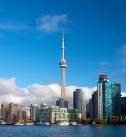Toronto Skyline #2 by Marcus Panek