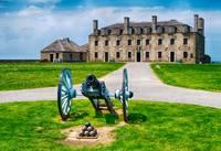 Fort Niagra by Marcus Panek
