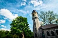Ft Niagra Lighthouse by Marcus Panek