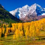 """Maroon Bells #3"" by NewTake"