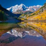 """Maroon Bells #4"" by NewTake"